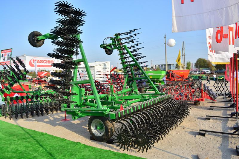 Technopol Trailed Rotary Harrow BRP-9