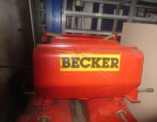 Becker Düngertank 700 L