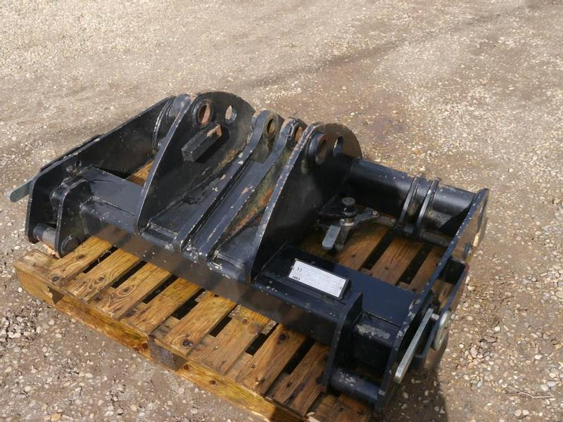 CNH to JCB Conversion Headstock