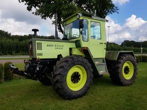 mercedes benz mb trac 1000 50kmh tractors used in 7765 aj. Black Bedroom Furniture Sets. Home Design Ideas