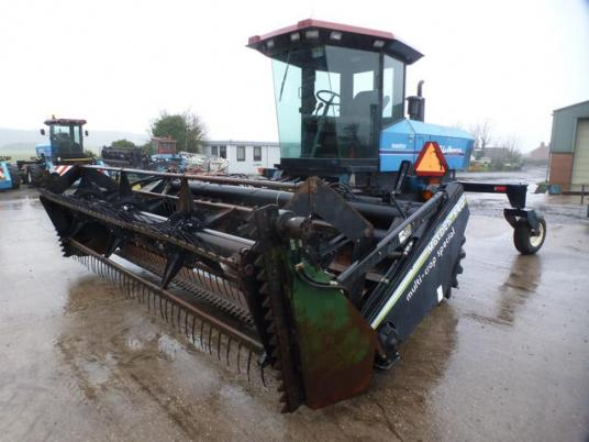 Other used windrower shelbourne Macdon MENTOR d'occasion