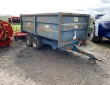 AS Marston Grain Trailer