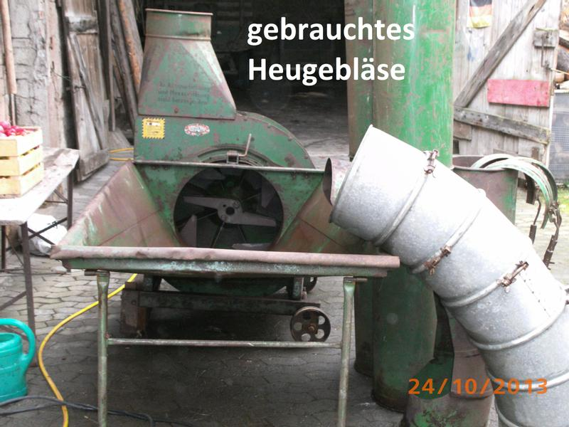 Other Heugebläse