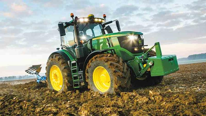 New John Deere 6250R Ultimate For Hire!