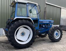 Ford 7810 Series 3 Tractor