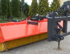 Metal-Technik Kehrmaschine / Sweeper/ Zamiatarka 2 m