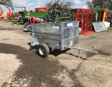 Ifor Willams Quad Livestock Trailer