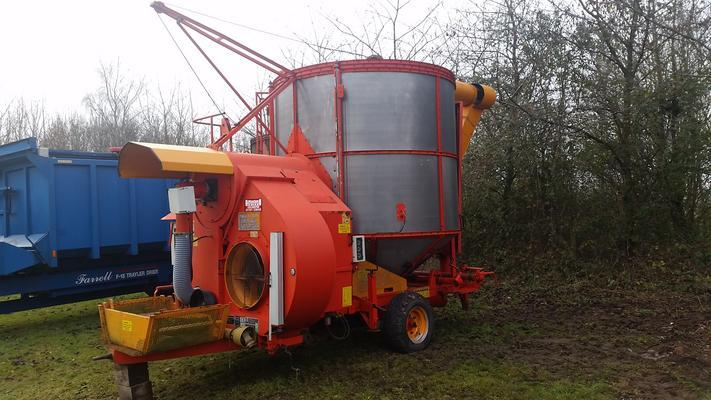Other Master Pedrotti Grain Drier 12 Ton