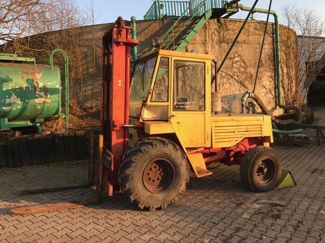 Manitou MC 40 TC