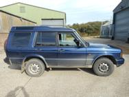 Land Rover Discovery td5 Commercial