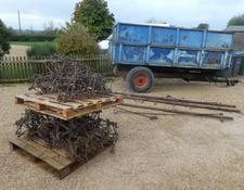 Sonstige CHAIN HARROWS TRAILED