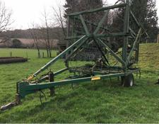 Cousins 10m trailed folding cultivator