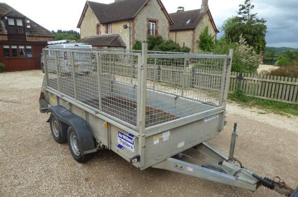 Ifor Williams  GD10X5 TRAILER
