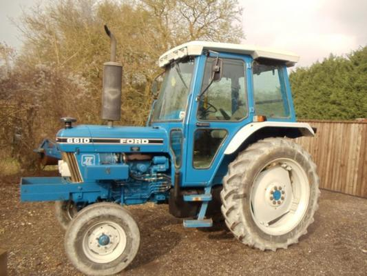 New Holland Ford or New Holland Tractors