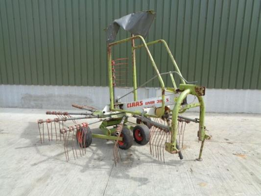 Claas Used  Liner 390S