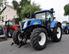New Holland T7040 Power Command