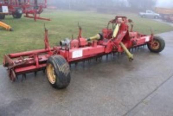 Lely  6m Folding Power Harrow