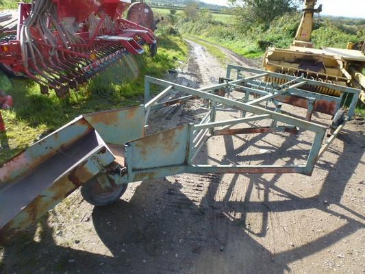 Other COOKS AUTOMATIC BALE SLEDGE