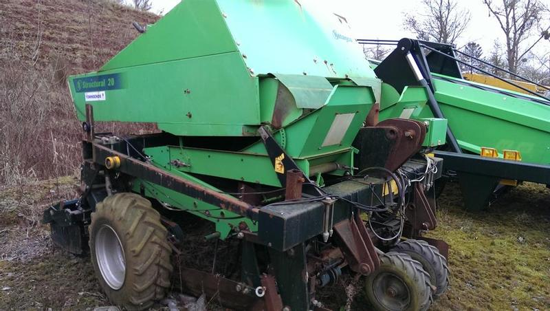 STURUCTIRAL PM20 BELT PLANTER 2001