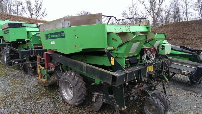 STURUCTIRAL PM20 BELT PLANTER 2002