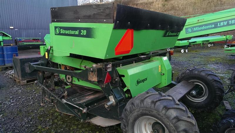 STURUCTIRAL PM20 BELT PLANTER 2003