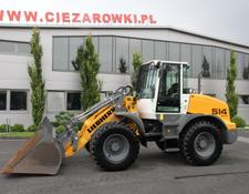 Liebherr WHEEL LOADER 10.5 T L514