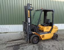 Boss QX20D Masted Forklift