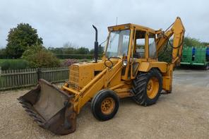 Ford 550 2WD DIGGER