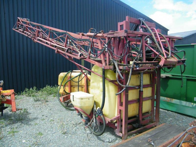 Hardi 800L ELC hyd sprayer For Sale