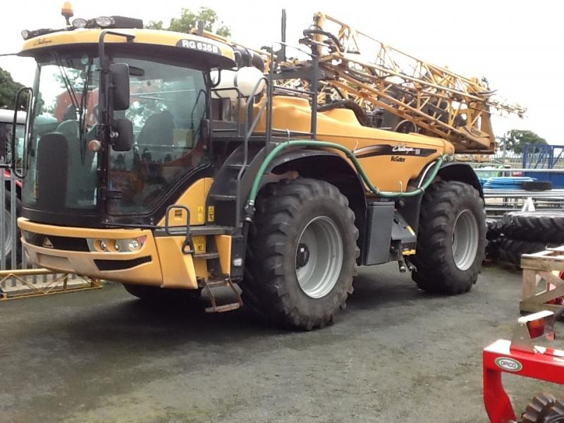 Challenger 635 rogator sprayer for sale