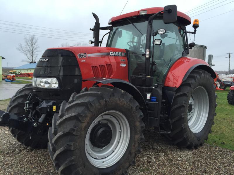 Case IH Puma 160 CVX Tractors Used in 73-155 Węgorzyno bba1edd3eb6