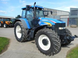 New Holland TM 175 Tractors Used in YO7 2BP, UK (4841041