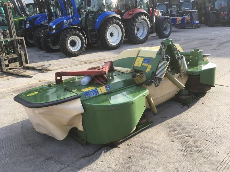 Krone EASY CUT F320 FRONT MOWER