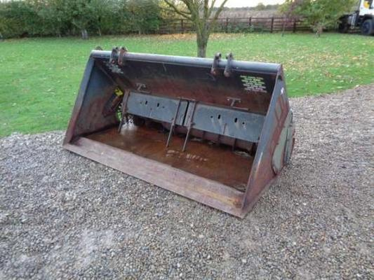 Other Used Chilton BD2400 Beet Chopper Bucket