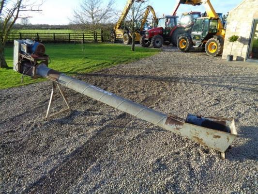 Other Used 3.50 Meter Long 7 Inch Auger