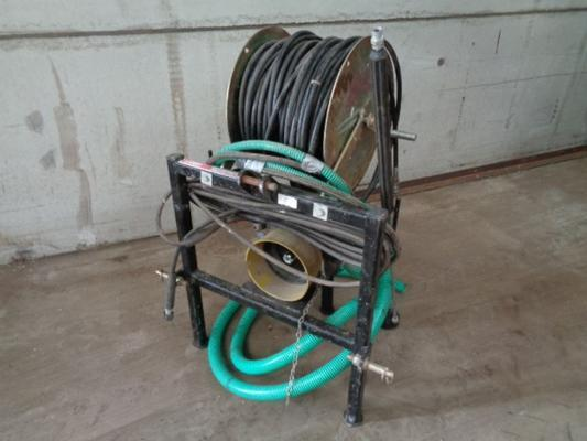 Used Pto Pressure Washer/Drain Jetter