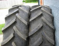 Pair Goodyear 380/85 x 30 Radial Tyres
