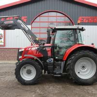 Used Massey Ferguson 6614 Tractors for sale - classified fwi co uk