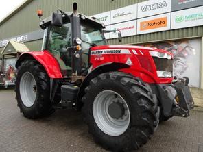 wykwintny styl najlepiej kochany później Massey Ferguson 7618 Dyna 6 - £34,500 +vat Tractors Used in ...