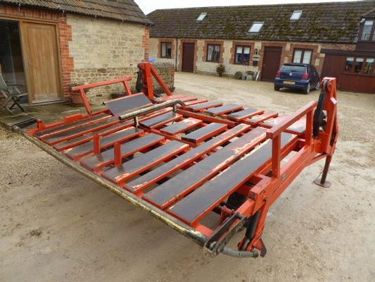 Other BROWNS BIG BALE SLEDGE