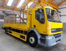 Daf LF55 220 4 X 2 TRAFFIC MANAGEMENT VEHICLE - 2009 - NX09 EFH