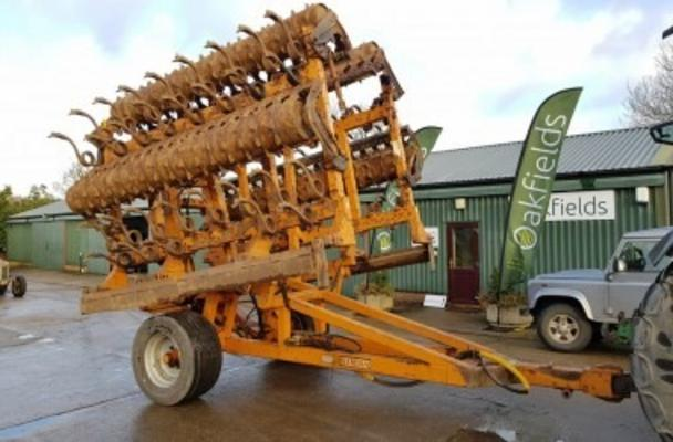 Other SIMBA TOPTILTH 6M TRAILED CULTIVATOR