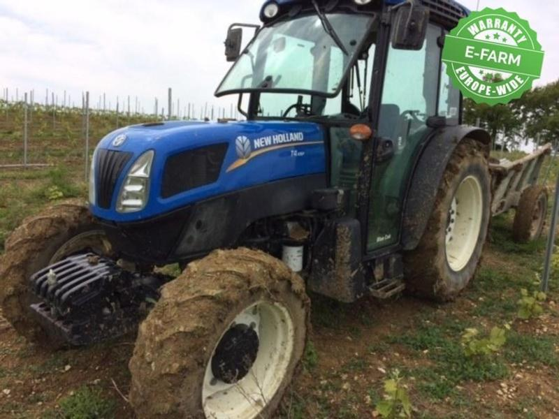 New Holland T4.105