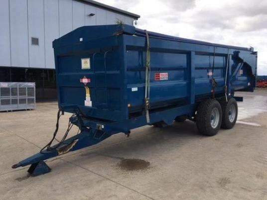 Marston Trailers Group Ace 14
