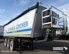 Schmitz Cargobull Semitrailer Tipper Alu-square sided body
