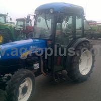 Used New Holland TN 75 N Narrow track tractors/compact