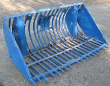 To fit Ford Log handling bucket / Beet bucket