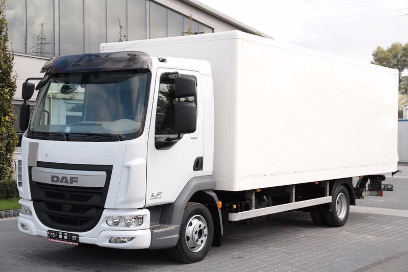 Daf LF 180 E6 7.5 T KOFFER CONTAINER TAIL LIFT NEW!