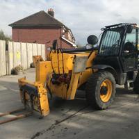Used JCB 540 170 Telehandler for sale - classified fwi co uk