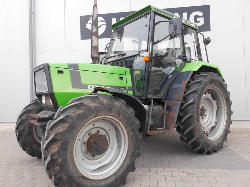 Deutz-Fahr DX 3.60 A StarCab Multispeed